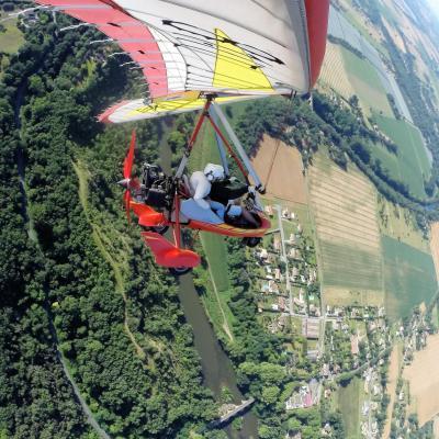 Le manuel du pilote ULM débutant Toulouse Tarn