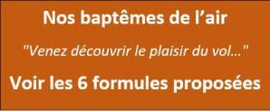 Baptêmes de l'air ULM en France