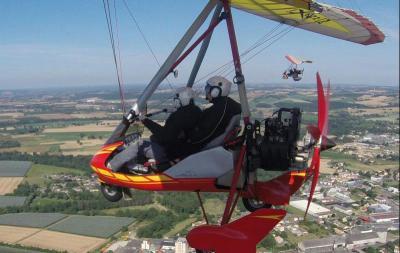 Club ULM Midi-Pyrénées Occitanie Baptêmes de l'air