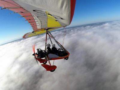 Initiation au pilotage avion ULM toulouse tarn Lavaur