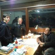 Lucas, Guy et Marc