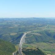 Viaduc Millau Profil