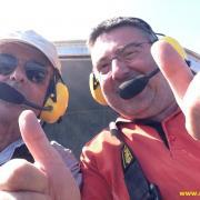Vol duo ULM Mr Girard 1 - 17 juillet
