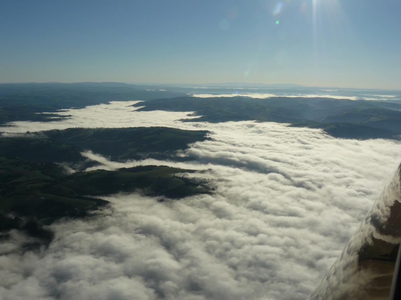 Les gorges du Tarn sont encombrées ce matin