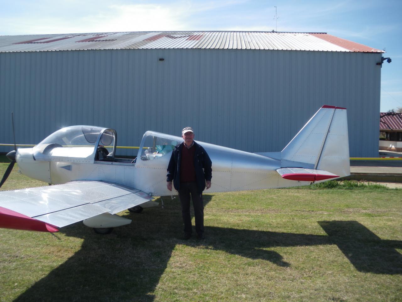 Michel le pilote stratège