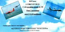 L'idée de cadeau original à Toulouse Lasbordes, Haute Garonne, le baptême de l'air...