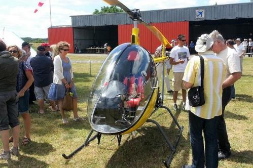 Classe 6 ulm helicopteres