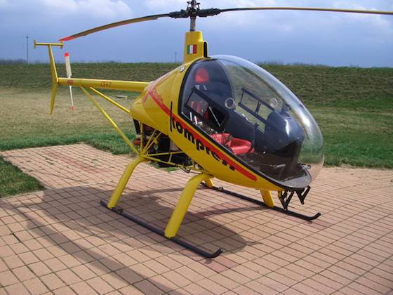 ULM Helicopters