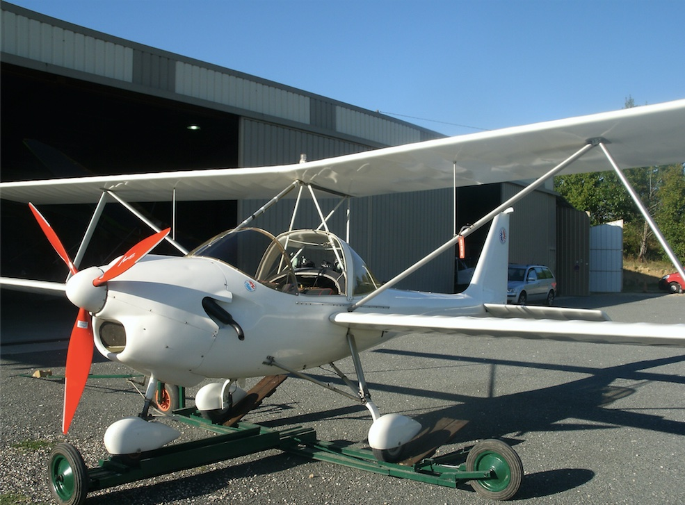 Ultralight Aircraft Mistral