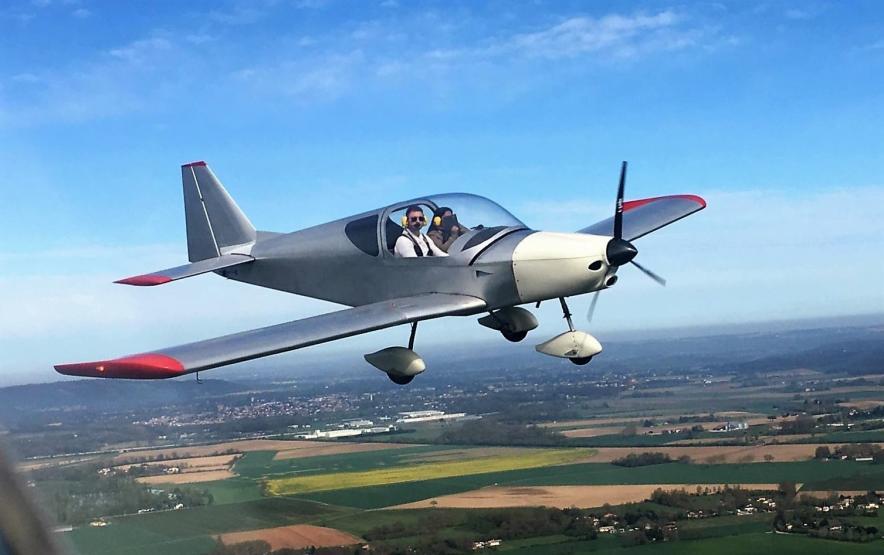 Stages de pilotage en petit avion (ULM) à Toulouse, Tarn, Albi, Lavaur...