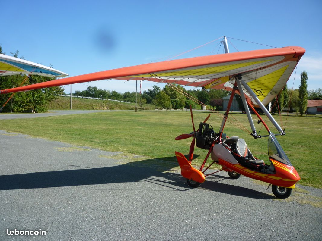 Ultralight Aircraft pendulum